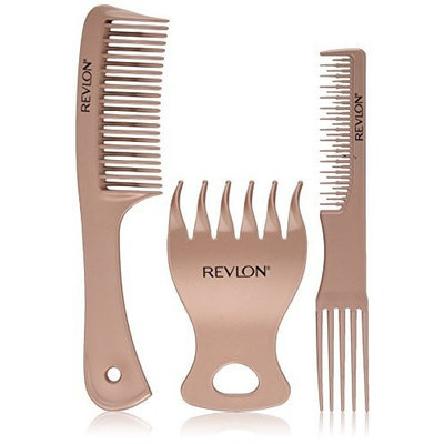 Revlon Waves Short Medium Comb Combo