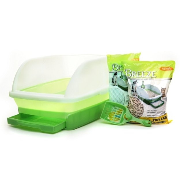 Breeze Cat Litter System