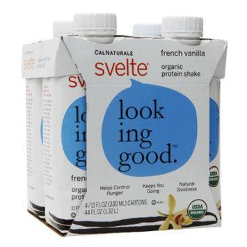 CalNaturale Svelte Organic Protein Shake French Vanilla