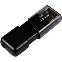 PNY Attache III 128GB Flash Drive - USB 2.0 - P-FD128ATT03-GES3