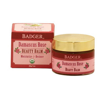 BADGER® Damascus Rose Beauty Balm
