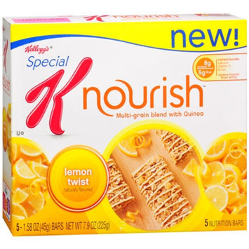 Special K® Kellogg's Nourish, Lemon Twist