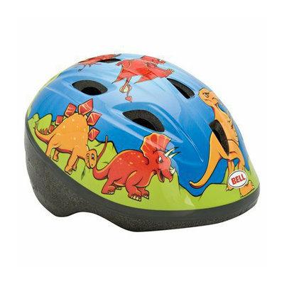 Bell Helmet Toddler Zoomer Dinosaurs Blue