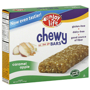 Enjoy Life Caramel Apple Chewy Bars