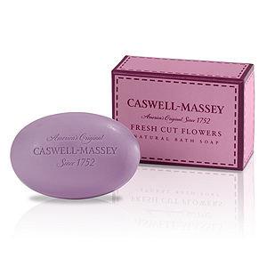 Caswell-Massey Luxury Natural Bath Soap - Single Bar