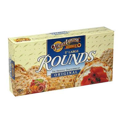 Valley Lahvosh Original Crackerbread Rounds