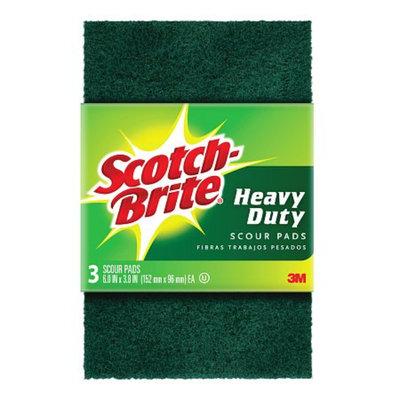 Scotch-Brite Heavy Duty Scour Pads