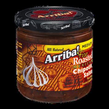 Arriba! Fire Roasted Mexican Chipotle Salsa Medium