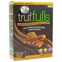 Fullbar Gluten-free Chocolate Caramel Truffulls, 6-Count