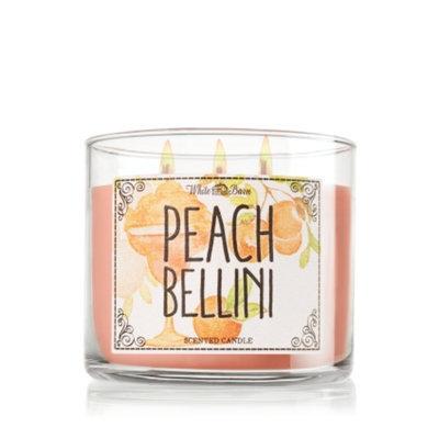 White Barn Peach Bellini Scented Candle