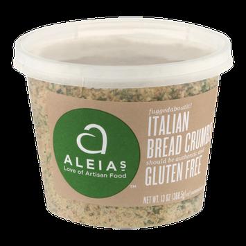Aleia's Italian Bread Crumbs Gluten Free