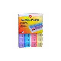 Walgreens Medtime Planner Pill Organizer, 1 ea