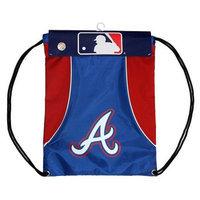 Concept One MLB Atlanta Braves Team Color Back Sack - School Supplies