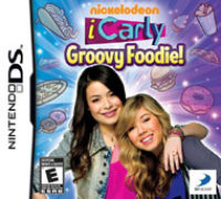 D3 Publisher of America iCarly: Groovy Foodie!