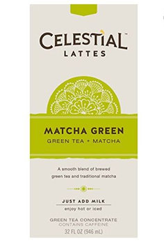 Celestial Seasonings® Matcha Green Tea Latte