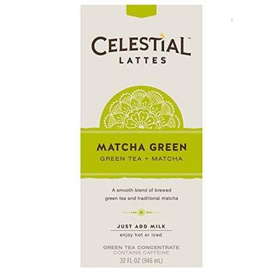 Celestial Seasonings® Matcha Green Tea Latte