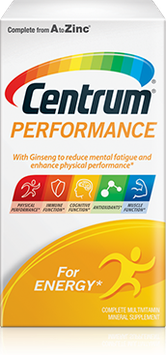 Centrum® Performance