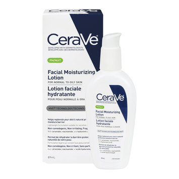 CeraVe Facial Moisturizing Night Lotion
