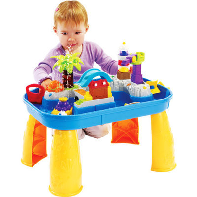 I Play KIDOOZIE - Sights and Sounds Splash Table