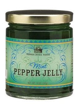 Pepper Creek Farms 1A Mint Pepper Jelly - Pack of 12