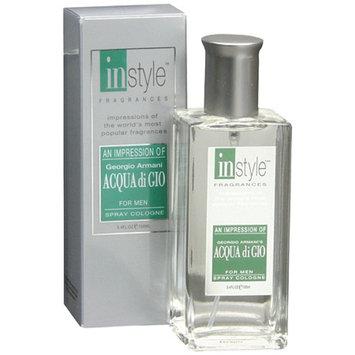 Instyle Fragrances An Impression Spray Cologne for MenAcqua di Gio