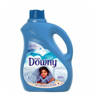 Placeholder Downy Ultra Clean Breeze Liquid Fabric Softener