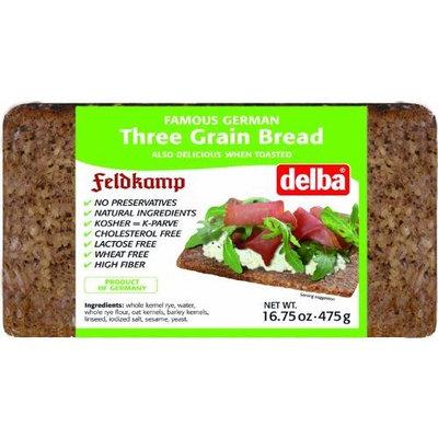 Feldkamp Three-Grain Bread