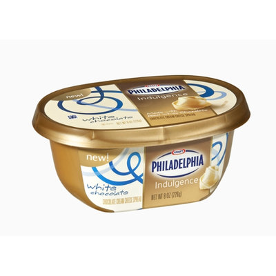 Philadelphia Indulgence White Chocolate Cream Cheese Spread