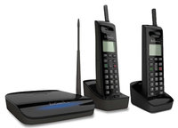Engenius Freestyl 2 (2 Handsets) Extreme Range Scalable Cordless Phone