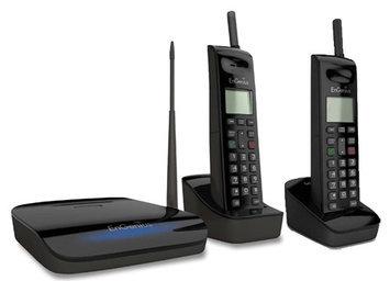 Engenius Freestyl 2 (2 Handsets) Extreme Range Scalable Cordless Phone