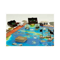 Temple Games Pirate King Ages 8 and up, 1 ea