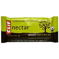 Clif Nectar Organic Fruit and Nut Bar, Cranberry, Apricot and Almond