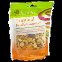 Jamba Tropical Fruit-i-mania Fruit and Nut Mix