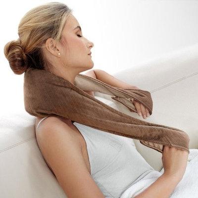 Brookstone 3 in 1 Heated Body Wrap