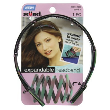 Conair Expandable Headband- Gasoline Finish