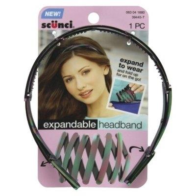 Conair Expandable Headband- Gasoline Finish