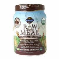 Garden of Life RAW Meal Replacement, Chocolate Cacao, 1.34 lbs