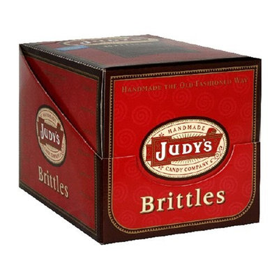 Judy's Candy Company Sugar Free Brittle, Mixed Nut, 4 Ounce (Pack of 12)