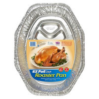 Hefty EZ Foil Oval Roaster Pan 1 ct