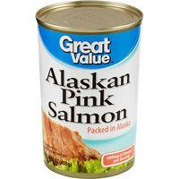 Great Value: Alaskan Pink Salmon, 14.75 Oz