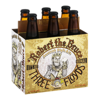 Three Floyds Robert The Bruce Scottish Style Ale - 6 PK