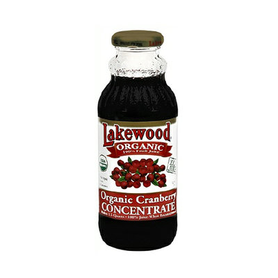 Lakewood Organic Fruit Juice Concentrate Cranberry