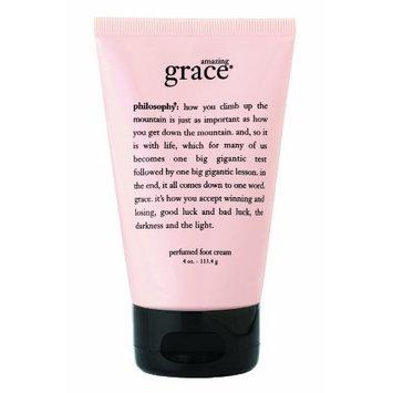 Philosophy Amazing Grace Foot Cream, 4 Ounce