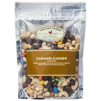 Archer Farms Caramel Cashew Trail Mix