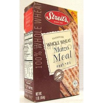 Streits Streit s Passover Whole Wheat Matzo Meal 16 oz
