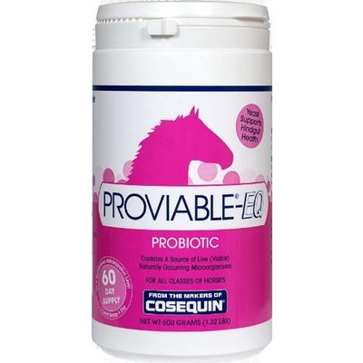 Nutramax Proviable Equine Powder Health Supplement