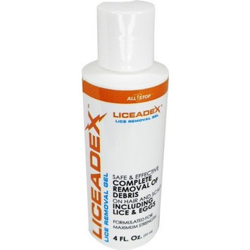 All Stop Liceadex Lice & Nit Removal Gel