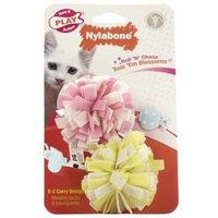 Nylabone Cat Play Roll 'n Chase Toss'em Blossoms