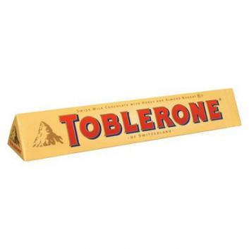 Toblerone Swiss Milk Chocolate
