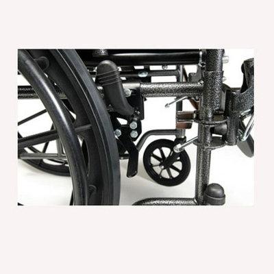Everest & Jennings Advantage 18 x 16in. Fixed Full Arm Wheelchair